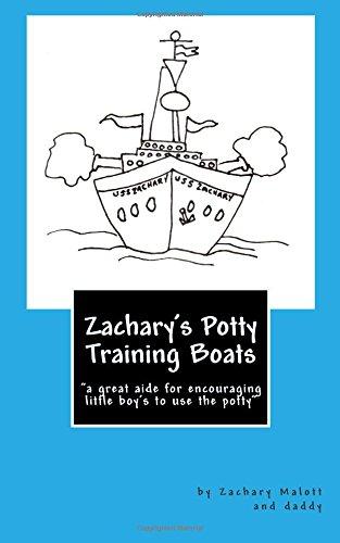 Zachary's Potty Training Boats