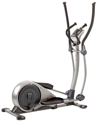 V-fit Mpte2 Programmable Magnetic Elliptical Trainer - Silver Grey/Black