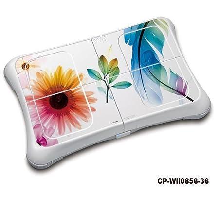 Wii Fit Matte Crystal Skin Sticker,Wii0856-36