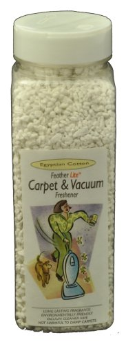 Carpet And Vacuum Freshener Egyptian Cotton
