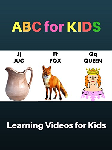 ABC for Kids: Learning Videos for Kids
