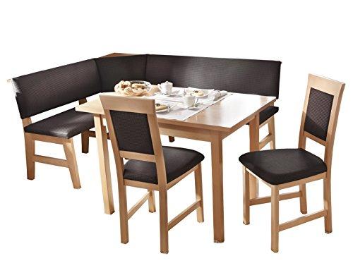 Schsswender-Eckbankgruppe-Salzburg-in-Buche-natur-lackiert-besteht-aus-Vierfutisch-und-zwei-Sthlen-Bezug-Kahve-481-braun