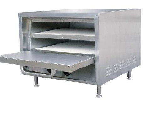 Adcraft Po-22 Commercial Countertop Pizza Oven 240V Electric
