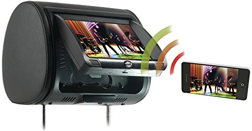 """9"""" Headrest Monitor With Miracast And Built-In Dvd Player *** Product Description: 9"""" Headrest Monitor With Miracast (With Built-In Dvd Player)The Cld-903M Is A 9'' Tft Touchscreen Lcd Display With Built-In Dvd Player, Compatible With Dvd/Vcd/Mp3 ***"""
