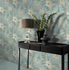 Gran Deco Elise Wallpaper - Red from New A-Brend
