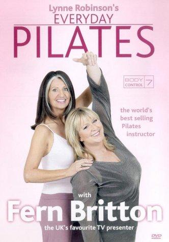 Lynne Robinson's Everyday Pilates With Fern Britton [DVD] [2003]