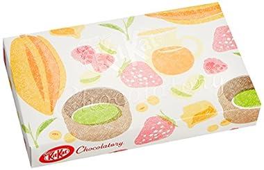 キットカット ショコラトリー ギフトボックス1000 【8枚入 4種類各2枚】
