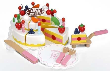 木製おままごと ハッピーケーキ TY0407
