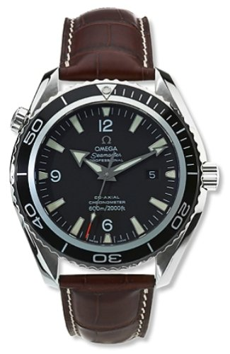 Omega Men's 2900.50.37 Seamaster Planet Ocean Automatic Chronometer Watch