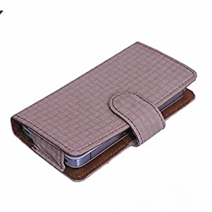 DSR Pu Leather case cover for HTC One Me