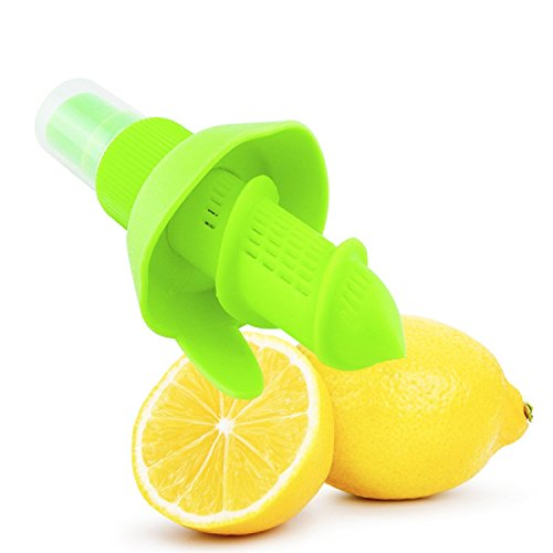 Buy Lemon Citrus Sprayer Spritzer for Salads, Seafood and Cooking - Perfect Kitchen Tool Set of Two ...
