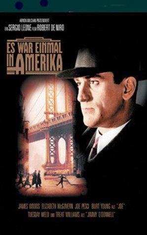 Es war einmal in Amerika (Langfassung) [VHS]