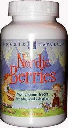 buy Nordic Naturals: Nordic Berries Multivitamin, 120 Gummies