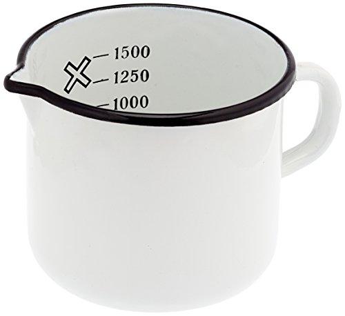 kruger-milchtopf-14-cm-mit-ausguss-weiss