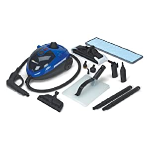 HomeRight C800880 SteamMachine Steamer for Steam Cleaning and Wallpaper Removal from Homeright