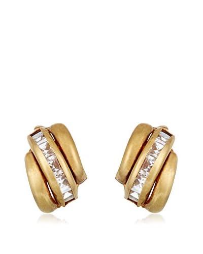 Gold & Diamonds Pendientes oro amarillo 18 ct