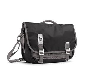 Timbuk2 Command Laptop Messenger Bag (Black, Small)