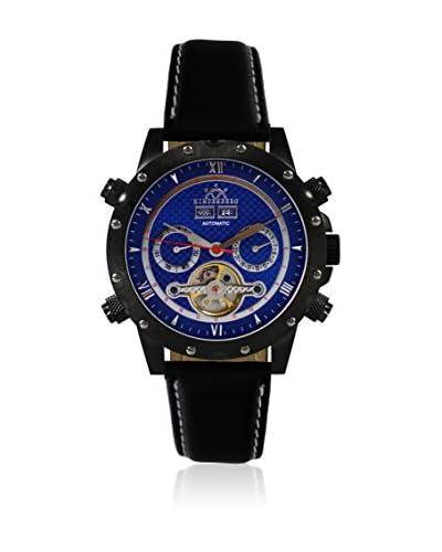 Hindenberg Reloj automático  Negro / Azul 45 mm