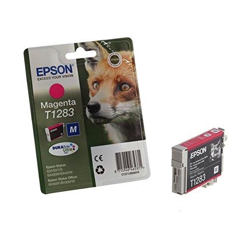 Epson-T1285-Fuchs-wisch-und-wasserfeste-Tinte-Multipack-4-farbig-CYMK