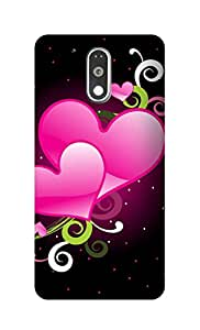 SWAG my CASE Printed Back Cover for Motorola Moto G4