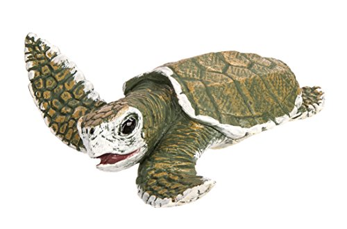 Safari Ltd  Incredible Creatures Kemp's Ridley Sea Turtle Baby