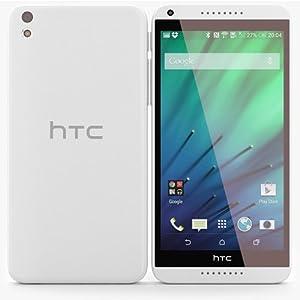 HTC Desire 816 Dual Sim Unlocked Smartphone (White) LTE 900 / 1800 / 2100 / 2600