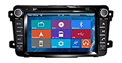 See Crusade Car DVD Player for Mazda Cx-9 2007- Support 3g,1080p,iphone 6s/5s,external Mic,usb/sd/gps/fm/am Radio 8 Inch Hd Touch Screen Stereo Navigation System+ Reverse Car Rear Camara + Free Map Details