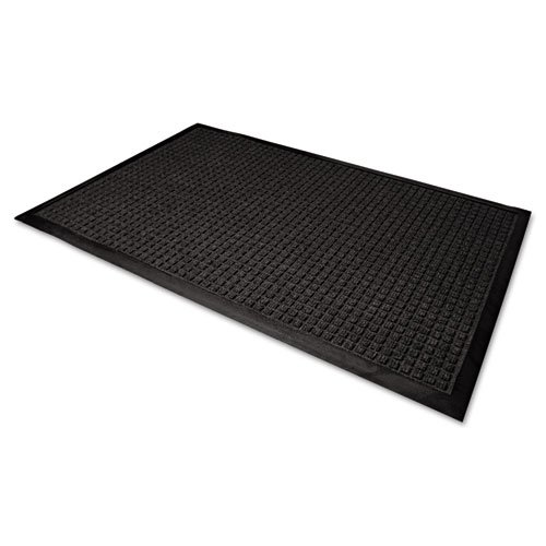 Guardian Waterguard Indoor/Outdoor Scraper Mat, 48 X 72, Charcoal front-511489