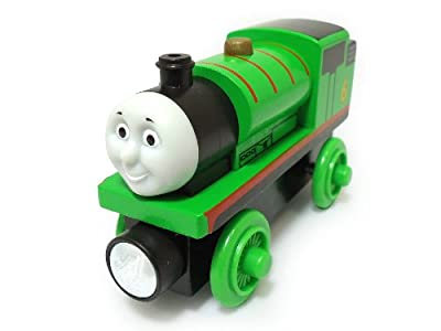 Thomas Wooden Railway - Percy The Small Engine by Fisher-Price Thomas