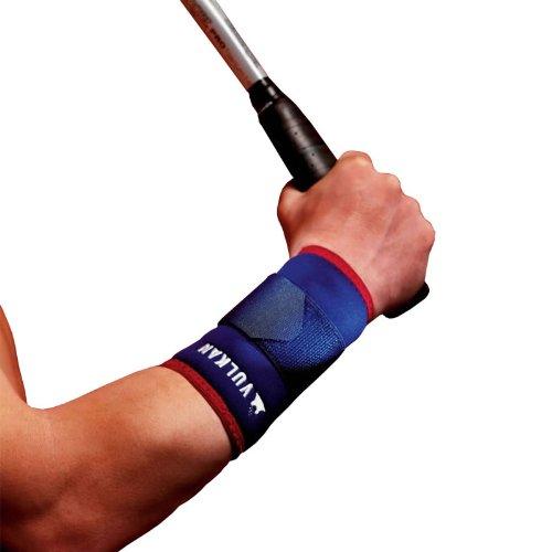 Vulkan Short Wrist Strap Neoprene Support