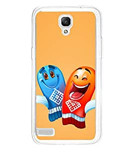 Two Mits Playing 2D Hard Polycarbonate Designer Back Case Cover for Xiaomi Redmi Note :: Xiaomi Redmi Note 4G