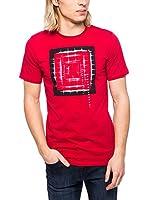 Cerruti Camiseta Manga Corta CMM8023450 C0843 (Rojo)