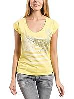 Timezone Camiseta Manga Corta (Lima)
