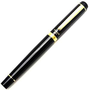 Proud Black Fountain Pen Writing