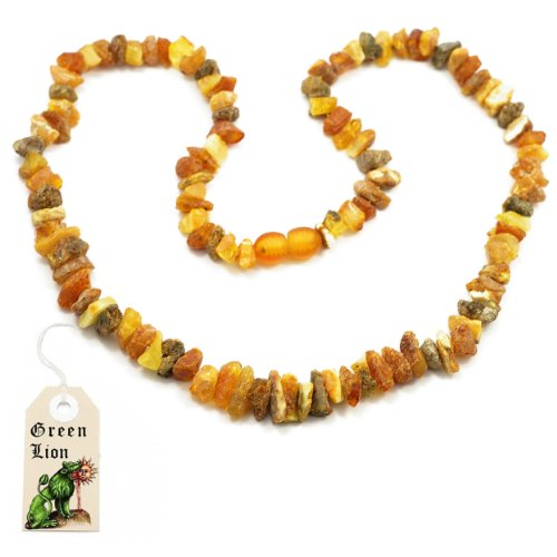 Mother's Baltic Amber Teething Necklace 16