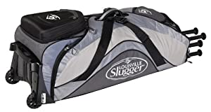 Louisville Slugger Series 9 Rig Wheeled Players Bag  by Louisville Slugger