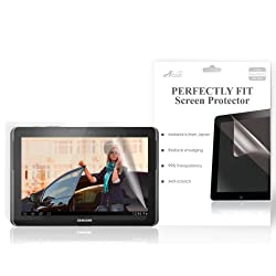 AcaseView Screen Protector for Samsung Galaxy Note 10.1 Premium Anti-Glare Anti-Fingerprint Matte LCD Cover Guard Shield Protective Film Kit 3 Pack