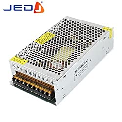 JED Power Supply Driver adapter For CCTv & LED Strip AC110-220V TO DC 24V 10 AMP and 240 watt