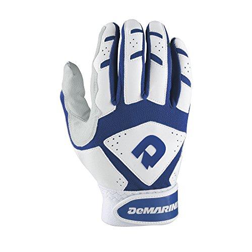 DeMarini Adult Uprising Batting Gloves, Royal, Large (Blue Batting Gloves compare prices)