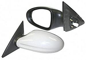 02-05 NISSAN ALTIMA MIRROR LH (DRIVER SIDE), Power, Non-Heated, Non-Foldable, Paint to Match, Flat Glass, SE-R Model w/Convenience Pkg (2002 02 2003 03 2004 04 2005 05) NS42EL 963023Z020