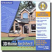 3D Home Architect Deluxe 3.0