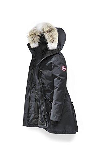 Canada Goose 2580L Ladies Rossclair Parka, Graphite - M (Coats Canada Goose Women compare prices)