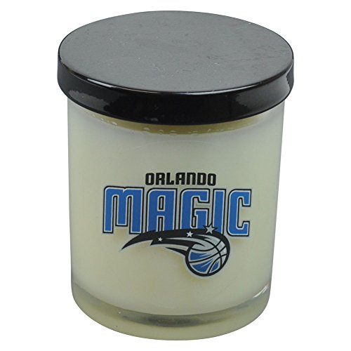 NBA Orlando Magic Scented 3 Inch Glass Candle Basketball Gift Decorator Decor