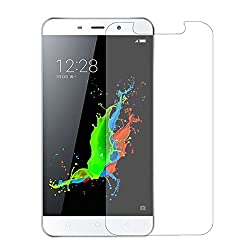 Chevron Ballistic Nano Tempered Glass Screen Protector Scratch Free Slim Guard For Coolpad Note 3 (Pack Of 2)