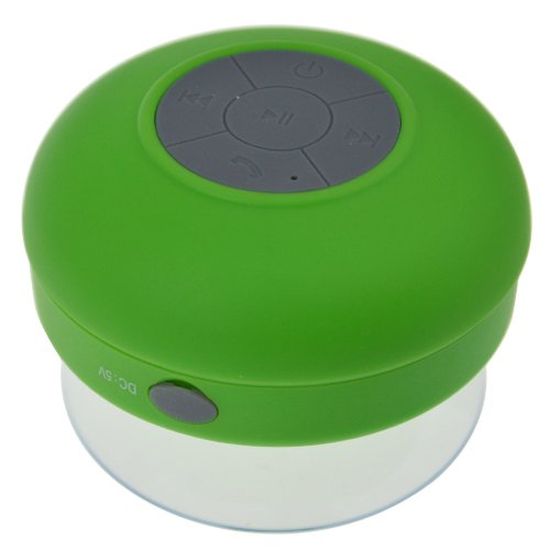 Baxia Creative Fun Mini Bluetooth Speaker (Green)