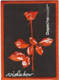 DEPECHE MODE VIOLATOR PATCH 10X7CM