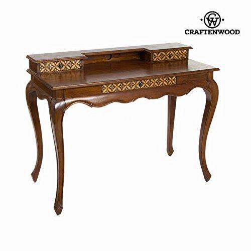 Bureau 3 cassetti in legno - Serious Line Collezione by Craften Wood (1000026948)