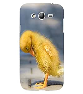 ColourCraft Lovely Chicken Design Back Case Cover for SAMSUNG GALAXY GRAND NEO I9060