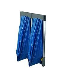 Hailo 0924-400 ProfiLine ASS 120 W - Sistema di raccolta differenziata a 2 sacchi da 120 litri l'uno