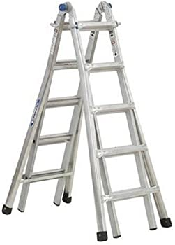Werner 17 ft. Telescoping Multi-Ladder